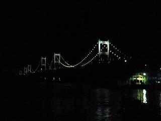 この橋を渡と